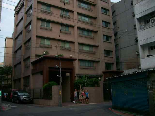 Taipei apartment