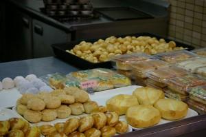 ShiDong 25 breads