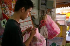 ShiDong 5 veg vendor