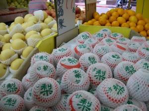 ShiDong 9 wrapped fruit
