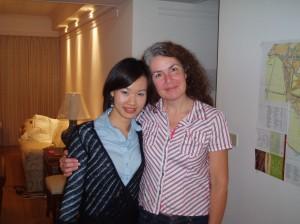 Iris and I