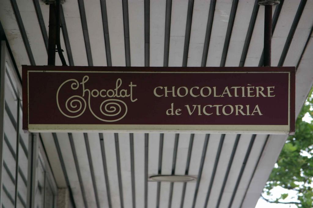 Chocolatiere de Victoria