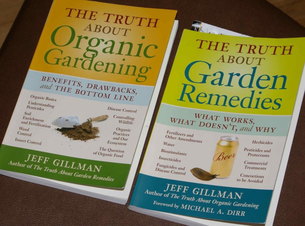 Basic Facts About Organic Gardening