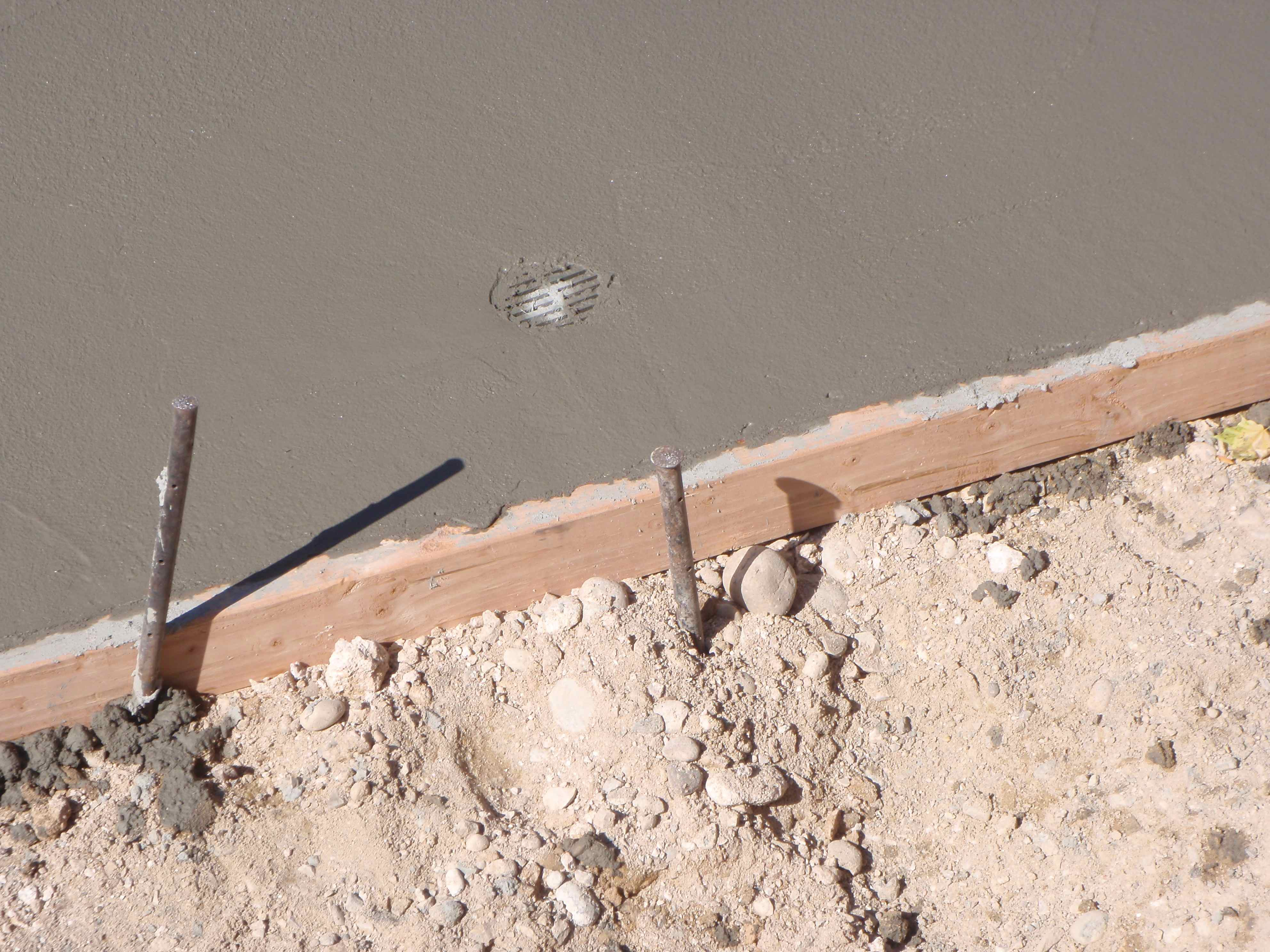 Putting In A Swimming Pool For Triathlon Training The