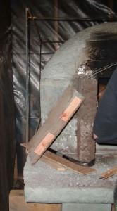 oven walls rebar box