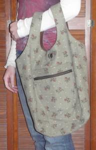 modified Clarissa bag