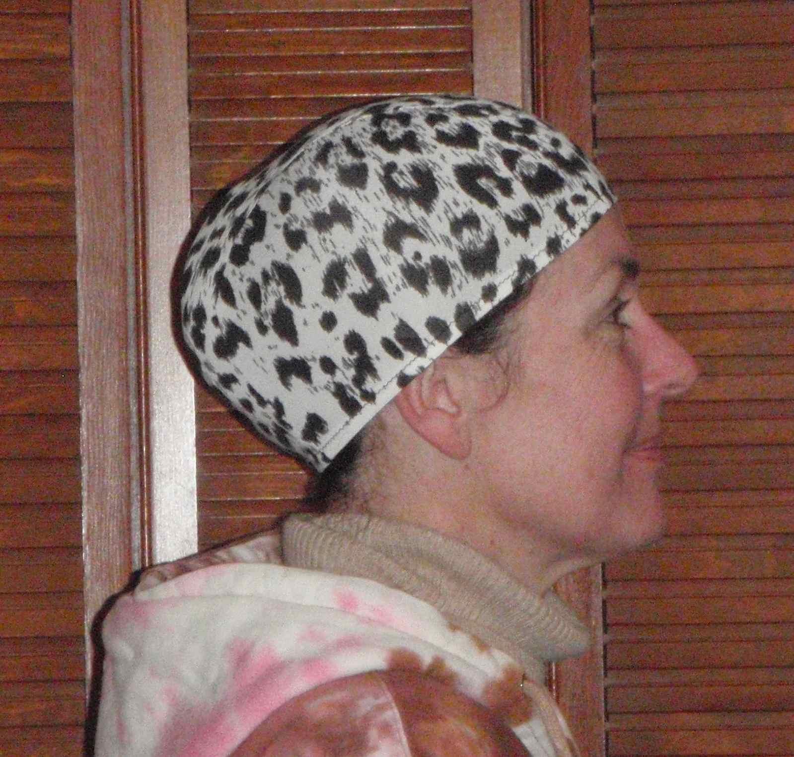 Sew a polyester spandex swim cap homemade polyester spandex swim cap jeuxipadfo Images