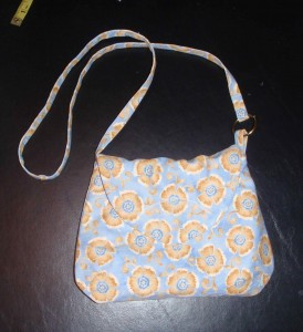 a fun homemade purse for a 14 year old