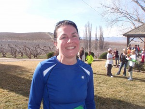 """Me after <a href=""""http://dailyimprovisations.com/shamrock-shuffle-10k-run-with-heart-palpitations/"""" target=""""_blank"""">my hard race in the Shamrock Shuffle</a>, 3 days before I wrote this!"""