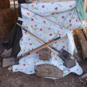 creative chicken coop insulation for sub-freezing temperatures