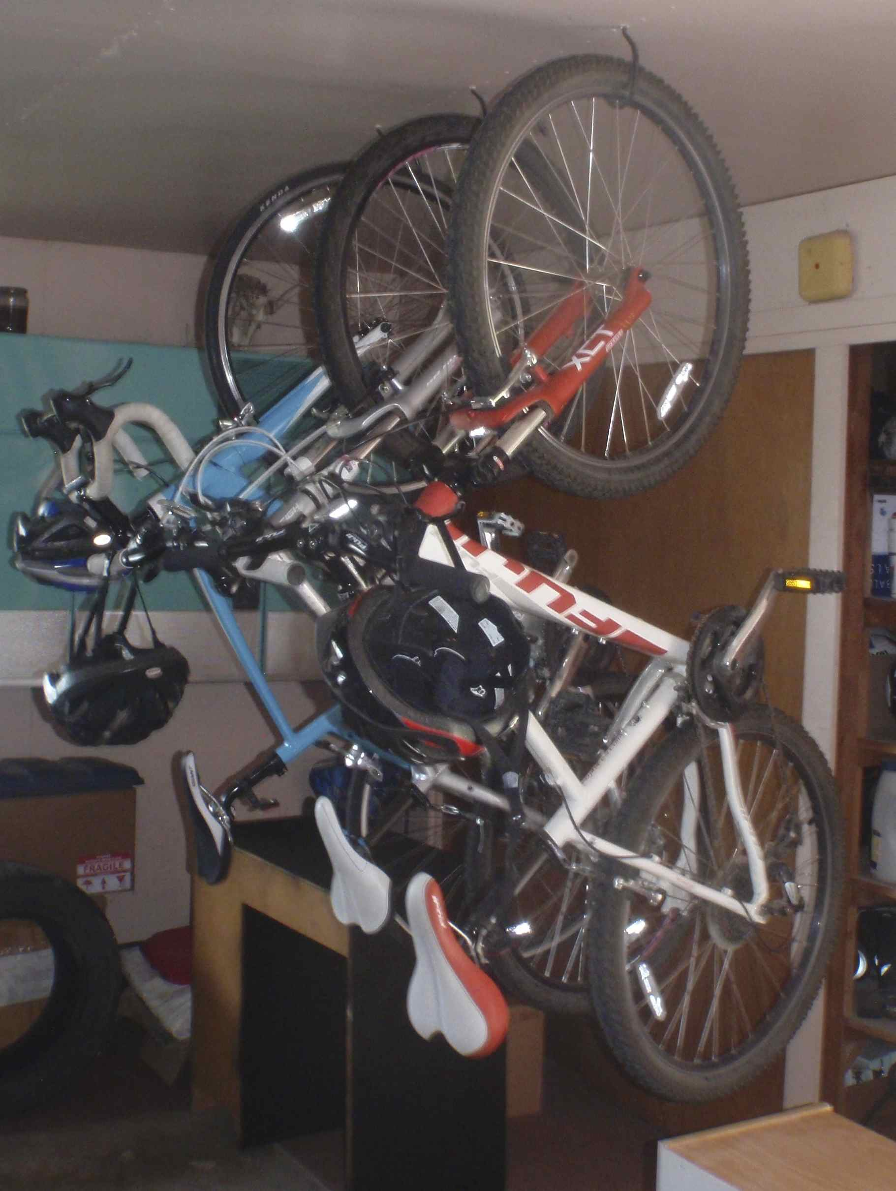 garage for ideas the in best bikes storage bicycle hang
