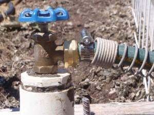 a beautiful no leak repair!