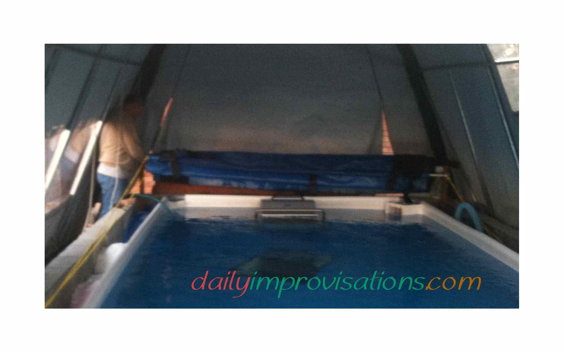 Diy Solar Pool Cover Reel Clublifeglobal Com