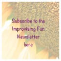newsletter subscription button sunflower