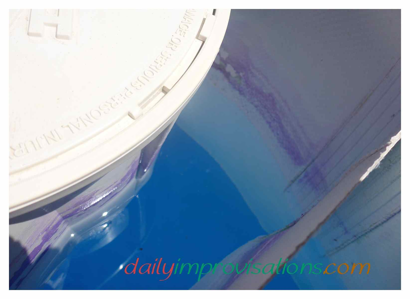 What The Purple Film On The Inside Of Your Swimming Pool Has To Do With Ph