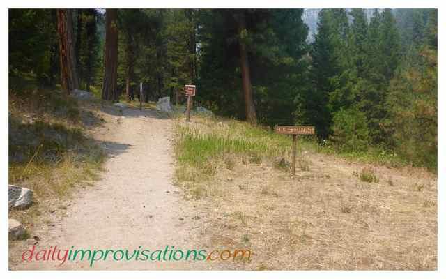 Four Hot Springs From GrandJean to Idaho City