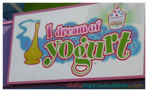 Coco Beach I Dream of Yogurt shop