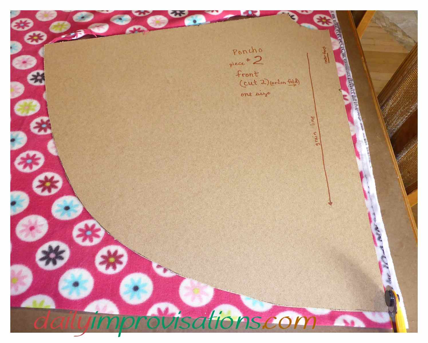 How to Make an Indestructible Reusable Sewing Pattern