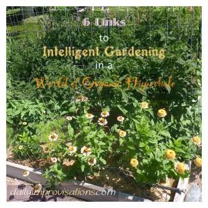 intelligent gardening links