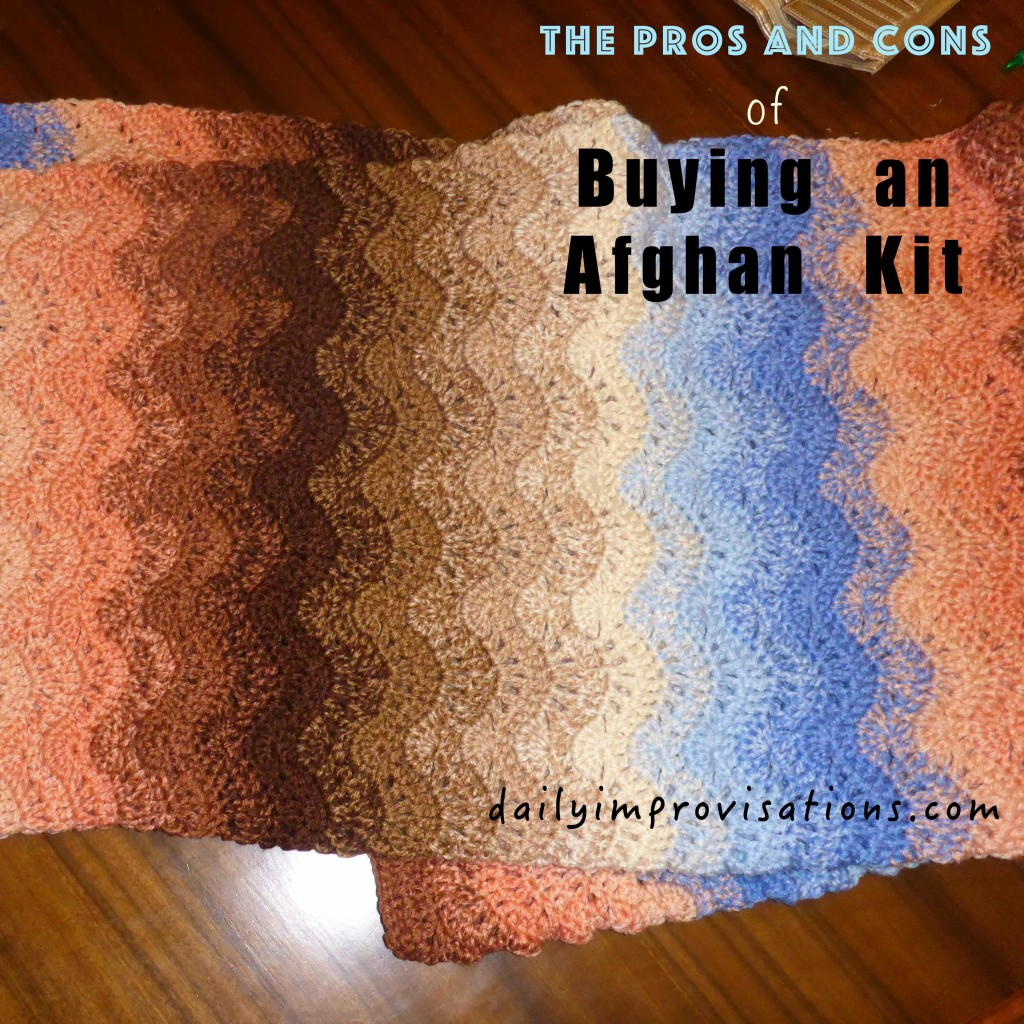 The Pros and Cons of Buying a Crochet Afghan Kit