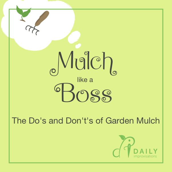 Mulch like a Boss – the Do's and Don't's of Garden Mulch