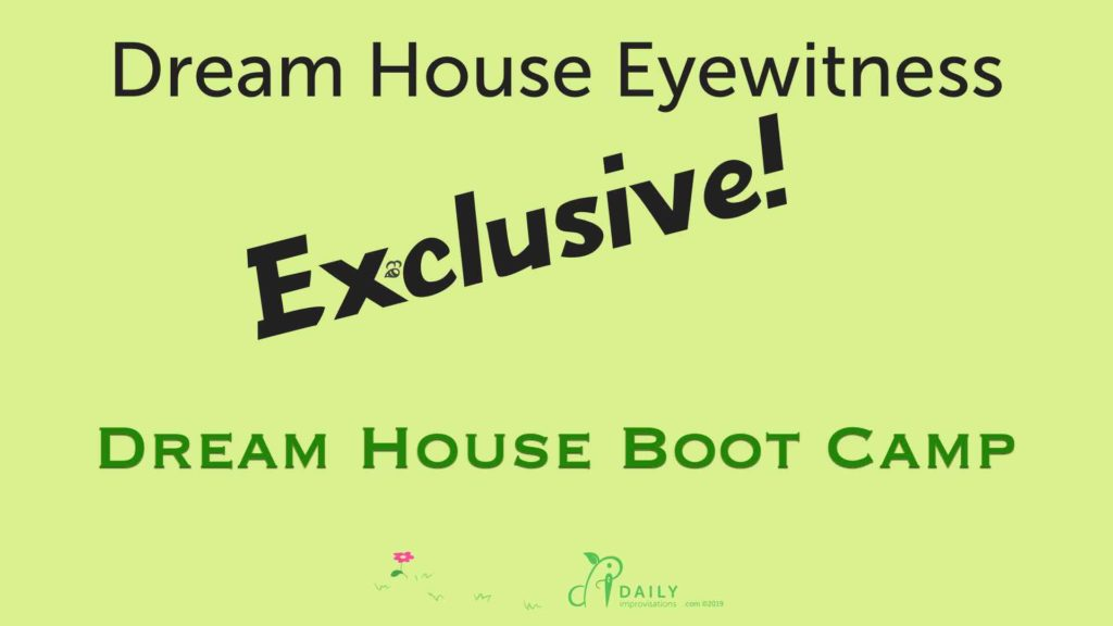Dream House Boot Camp